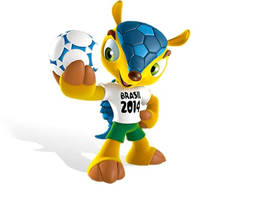 """世界杯吉祥物(FIFA World Cup mascot)是在1966年的英格兰世界杯才开始有的,历史上的第一个吉祥物是一只名叫""""威利""""的狮子。一般来说吉祥物的设计都代表着这个国家的一些特色,世界杯吉祥物通常会是动植物拟人化的卡通形象,主要针对小朋友们而设计,很多这方面的商品也会在决赛周发布。   1966年第八届英格兰世界杯,这也是历史上的首个世界杯吉祥物,是一只名叫""""Willie""""的狮子,威利身穿印有英国国旗的球衣,球衣上面印有""""Worl"""
