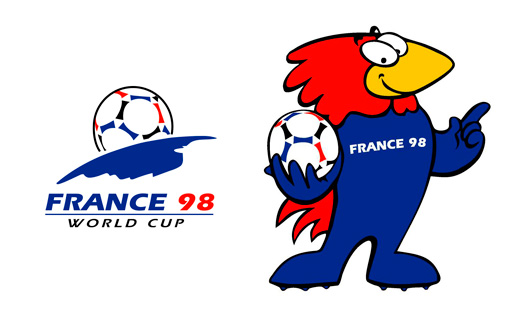 """该届赛事是法国时隔60年后再次回到""""世界杯之父""""雷米特祖国举办的一届世界杯,正是从这届世界杯开始,参赛球队由之前的24支增加至32支。该届世界杯总共进球数是171个,据统计,大约有278万名球迷来到了现场观战,98年世界杯的吉祥物是一只手握足球,名为""""福蒂克斯""""的公鸡,由于法国人自古以来就对雄鸡的崇拜,因此这只红白蓝三色的公鸡设计灵感就不难发现了。官方用球是""""Tricolore""""这是世界杯历史首次使用印着彩色图案的皮球,灵感来源于"""