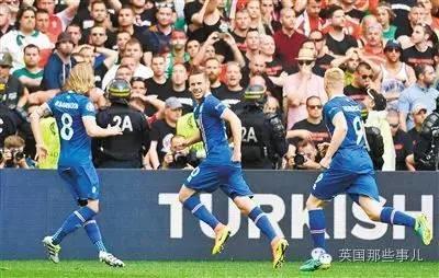 冰岛,一支神奇的足球队