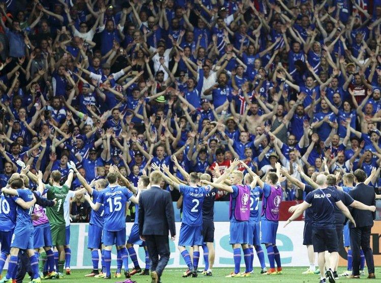 冰岛足球队